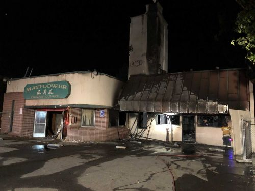 One person dead in fire at former Sacramento restaurant
