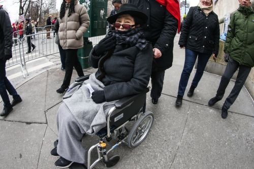 Ailing and wheelchair-bound Yoko Ono is 'slowing down,' insiders say