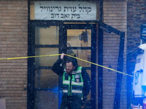 The two shooters who 'targeted' a Jewish grocery store, killing 4, have been identified and one of them has a connection to a hate group