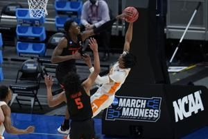 2021 NBA Draft: Tennessee wing Keon Johnson, a potential lottery pick, declares after freshman season