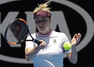 The Latest: Pouille reaches Aussie Open QFs for 1st time