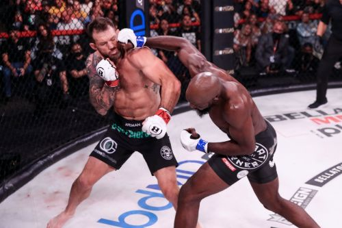 Ryan Bader issues first statement after quick Bellator 268 loss: 'The game we play'