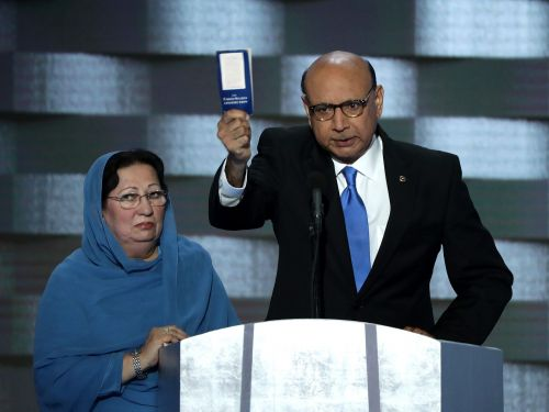 Biden nominates Gold Star father Khizr Khan to US Commission on International Religious Freedom