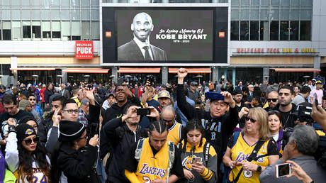 'Poor judgement': WaPo suspends reporter for Kobe Bryant rape case link tweeted HOURS after his death