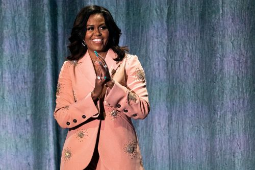 Michelle Obama will solve the world's relationship woes with new podcast