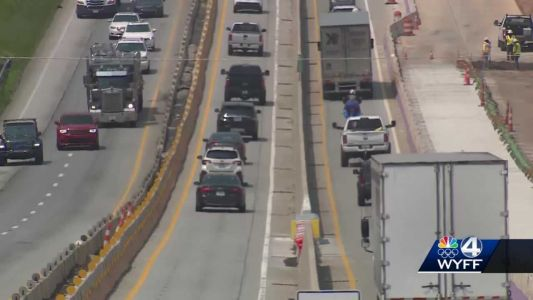 First phase of SCDOT I-85 chute removal ahead of 90-day schedule