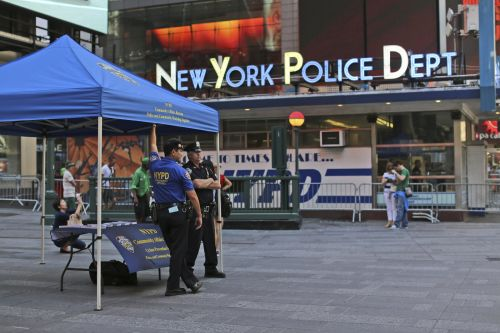 New York went an entire weekend without a shooting or homicide for the first time in 25 years