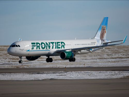 Frontier Airlines is selling flights for as low as $20