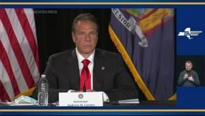 Cuomo attempts to define harassment at briefing