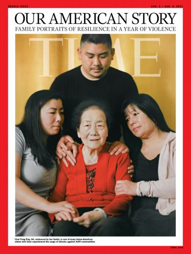 'Not a Victim.' Asian American Elders Stand Resilient in the Wake of Hateful Violence