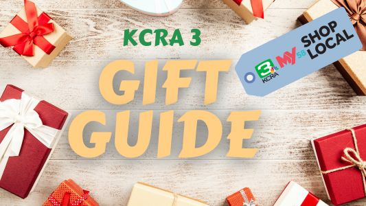 KCRA 3's 2020 Shop Local Holiday Gift Guide