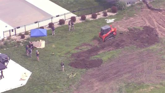 FBI digging at Grain Valley property where remains of missing woman found