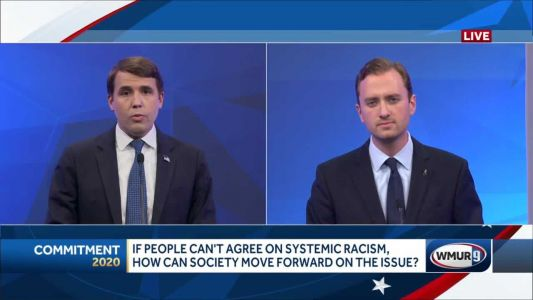 2020 NH 1st District debate: Addressing systemic racism