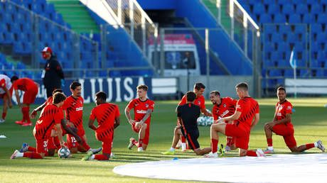 Champions League coronavirus threat: Atletico Madrid plans in doubt after 'two players test positive for Covid-19'