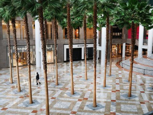 Giant mall owner Brookfield Properties is ditching its worst locations and redeveloping what's left into 'mini cities' that blend shopping with residential space