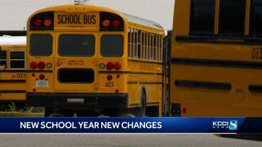 Des Moines schools ring in new school year with hefty changes