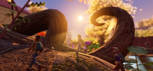 Obisidan's Grounded is a co-op survival RPG that turns you into an ant-sized hero