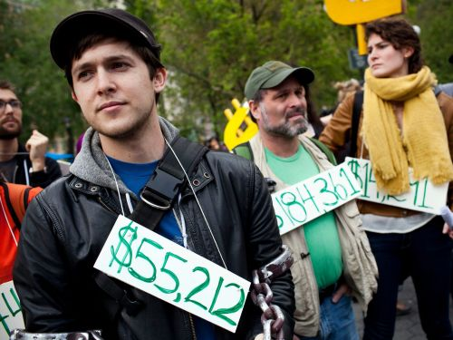 52% of Americans want all student-loan borrowers to have their debt forgiven, new poll finds