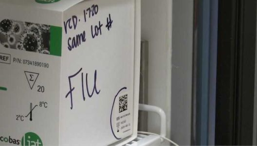 Indiana reports first flu-related death of season; health officials urge vaccinations