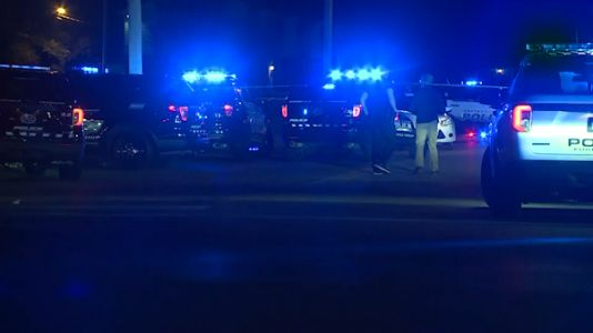 Police: Bystander shot during fight in Springfield Township parking lot