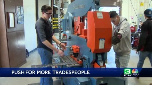 Delta College students in high demand to fill trade jobs
