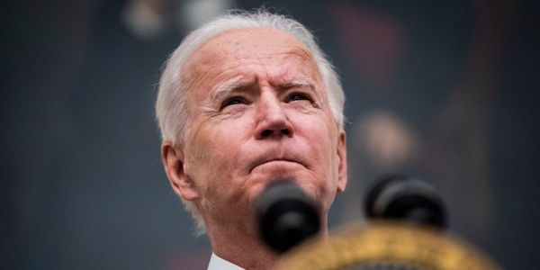 Joe Biden has reportedly approved cutting the number of people eligible for a third stimulus check