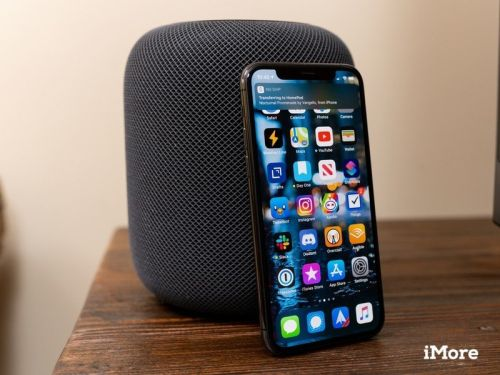 Keep the music playing wherever you are with Handoff for HomePod