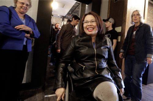 Senate votes to allow Duckworth's baby on the floor