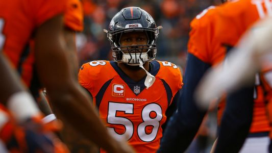 Broncos linebacker Von Miller under criminal investigation