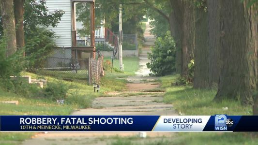 One man killed, another injured in double shooting