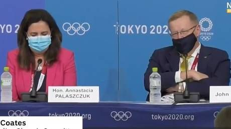 'Humiliating': Aussie Olympic boss accused of 'mansplaining' after ordering female politician to attend Tokyo ceremony
