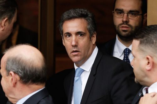 Cohen drops libel suits over publication of Trump dossier