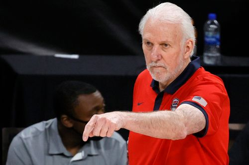 Gregg Popovich's likely one Olympics shot comes with so much to lose