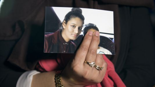 Court Considers Whether Woman Who Joined ISIS As A Teen Is Allowed To Return To U.K