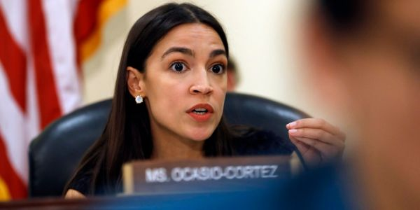 Alexandria Ocasio-Cortez ignited a firestorm after she spent 3 days calling US migrant detention centers 'concentration camps'