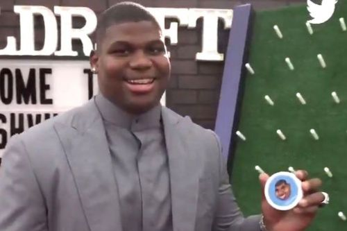 NFL draft: Plinko knew Quinnen Williams was going to be picked by Jets