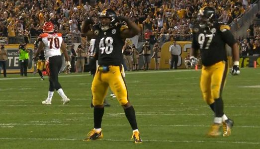 Report: Steelers' LB Bud Dupree may have torn ACL