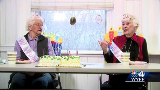 90th birthday party surprises medical clinic's treasured volunteers