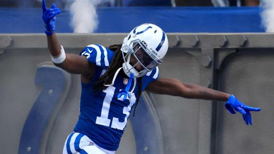 T.Y. Hilton injury update: WR ruled out ahead of 'Sunday Night Football' matchup vs. 49ers