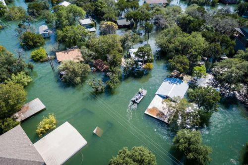 Climate change caused one-third of historical flood damages
