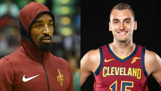 J.R. Smith says Sam Dekker is the only teammate he didn't like: 'Talking some Trump s-'