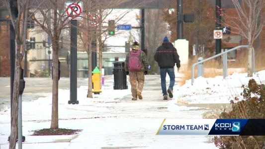 Record-low temperatures bring more traffic to metro shelter