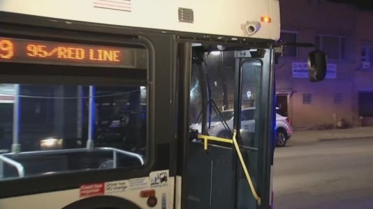 Police: Man fired shots at CTA bus after being refused entry for not wearing mask