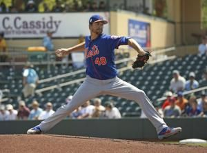 AP source: Mets, deGrom agree to $137.5 million, 5-year deal