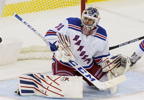 What's new with the New York Rangers, the Penguins' opponent this week?
