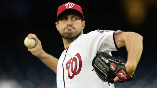 Nationals' Max Scherzer leaves start vs. Mets after one inning