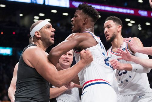 NBA makes Jared Dudley and Jimmy Butler pay for Game 4 fracas