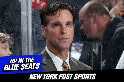 Listen to Episode 56 of 'Up In The Blue Seats': Rangers Coaching Candidates feat. Brandon Dubinsky