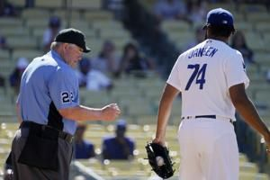 LEADING OFF: MLB begins checking pitchers for sticky stuff