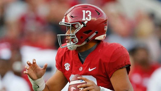 Tua Tagovailoa expected to make 'full recovery' from season-ending hip dislocation, per Alabama